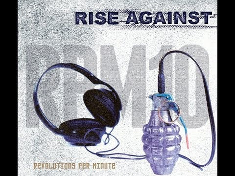 RPM10 FULL by Rise Against - Revolutions Per Minute 10th Ann