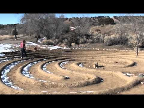 Healing powers of Labyrinths explained and experienced
