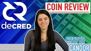 Decred | $DCR | Autonomous Digital Currency