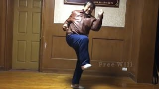 Tai Chi Master Ma Baoguo showing his unbelievable punches
