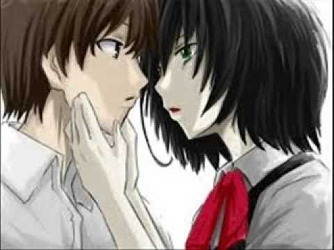 Falling' for you Misaki Mei x Kouichi Sakakibara - YouTube Another Kouichi And Misaki
