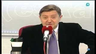 Emotivo discurso patriótico de Federico Jiménez Losantos