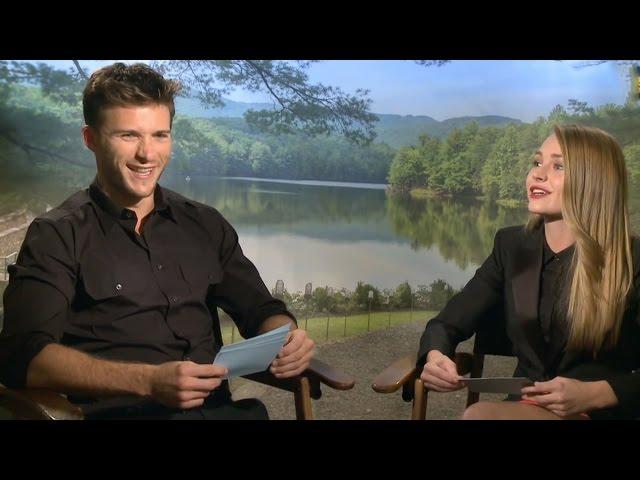 Britt e Scott raccontano La risposta è nelle stelle | Featurette subita [HD] | 20th Century Fox