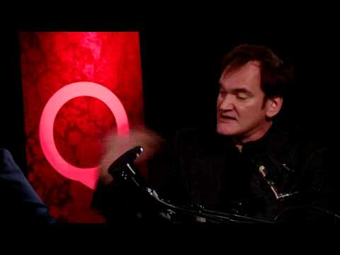Quentin Tarantino talks casting in Studio Q