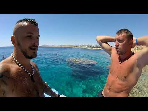 Обзор пляжа отеля Sharm Plaza 5*/Египет, Шарм Эль Шейх