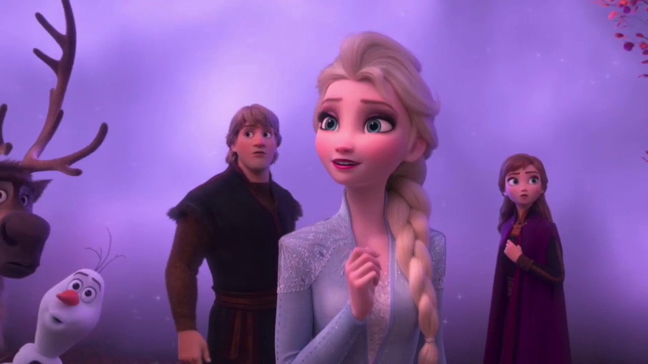 Culture Observations and Movies: Frozen 2 (part 1)