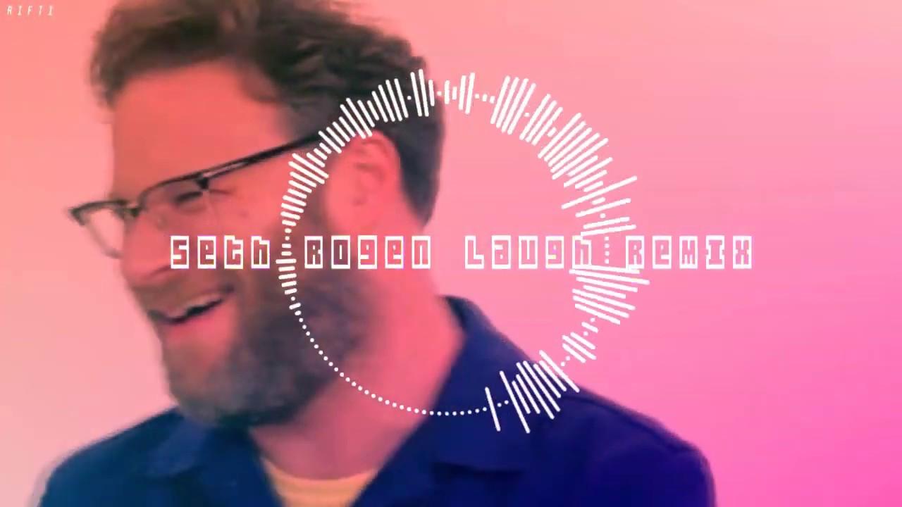 Seth Rogen Laugh (Remix)