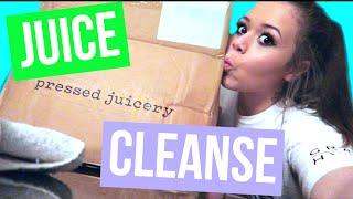 EXTREME JUICE CLEANSE! | HeyItsSarai