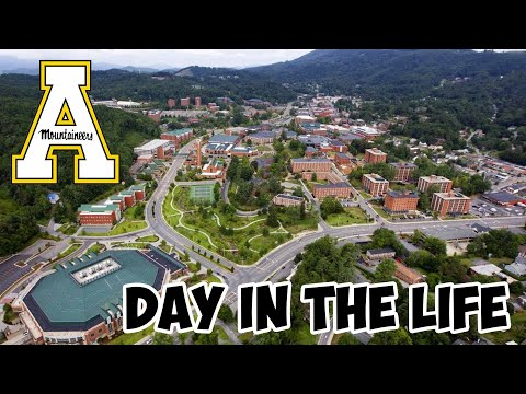Day In The Life | Appalachian State University