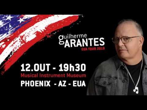 Guilherme Arantes Show no MIM - al Instrument Museum Turne Estados Unidos 2019