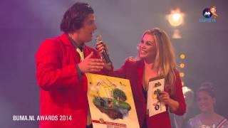 Snollebollekes Wint Buma NL Award Beste Single 2014 Met Vrouwkes