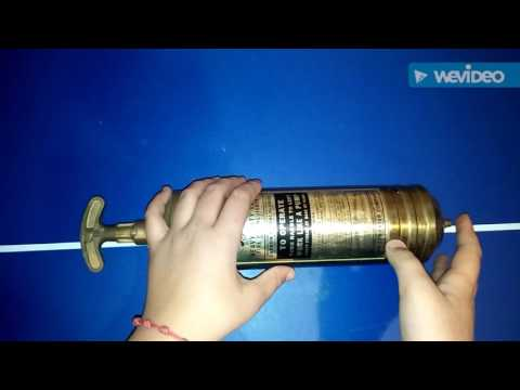 1930's Brass Pyrene Fire Extinguisher from YouTube · Duration:  3 minutes 24 seconds