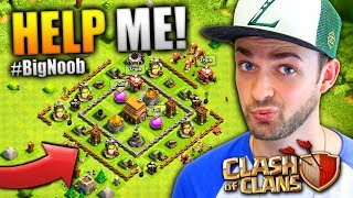 EVERYONE I NEED YOUR HELP Clash Of Clans 1
