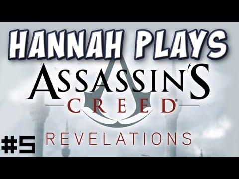 Hannah Plays! - Assassin's Creed Revelations 5 - Hookblade |