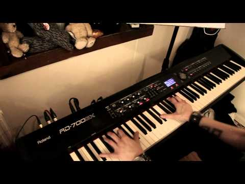 System Of A Down - Aerials - piano cover (version 2)