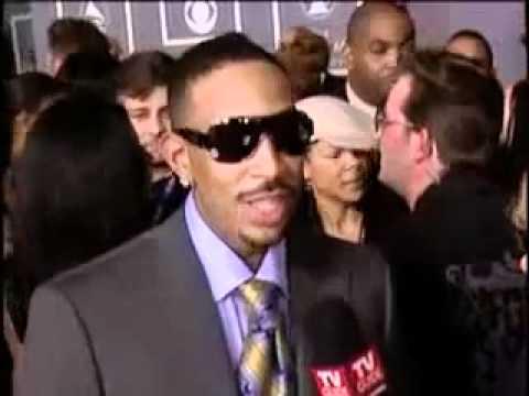 Chris Ludacris Bridges at the 2007 GRAMMYS