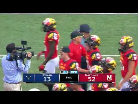 Howard at Maryland: Football Wrap-Up