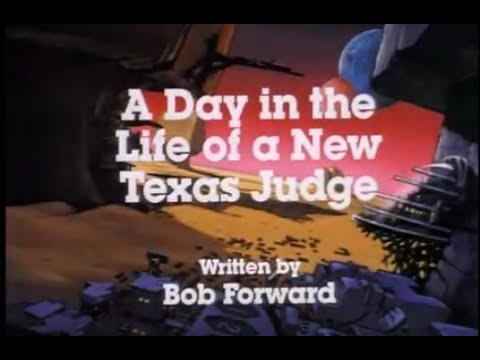 BraveStarr - Season 1 - Episode 5 - A Day In The Life Of A New Texas Judge