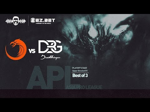 [DOTA 2 LIVE PH] TnC Predator VS DeathBringer Gaming |Bo3| Upper Bracket Asia Pro League