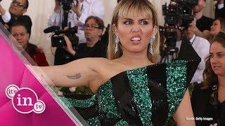 Miley Cyrus äußert sich  zu Beef mit Selena Gomez