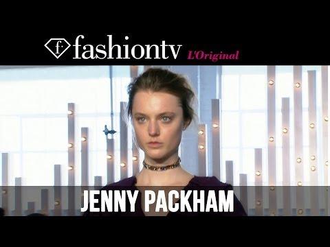 Jenny Packham Fall/Winter 2014-15   New York Fashion Week NYFW   FashionTV