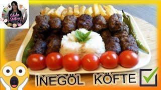 (Yemek) İnegöl Köfte Tarifi Nasıl yapılır ? Sibelin mutfağı ile yemek tarifleri