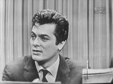 What's My Line?  Tony Curtis; Janet Leigh panel Jan 9, 1955