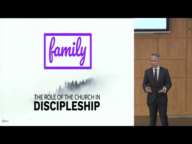 February 7, 2021:  The Role of the Church in Discipleship