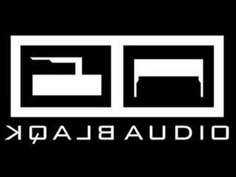 Blaqk Audio - Bitter For Sweet