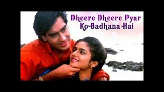 Dheere Dheere Pyar Ko Badhana Hai||Saurav Jha Sings Solo Kumar Sanu & Alka Yagnik ||#sauravjhasings