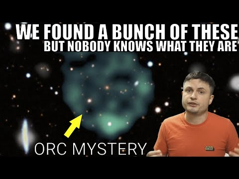 Odd Radio Circles Update - The Biggest Mystery In Astronomy