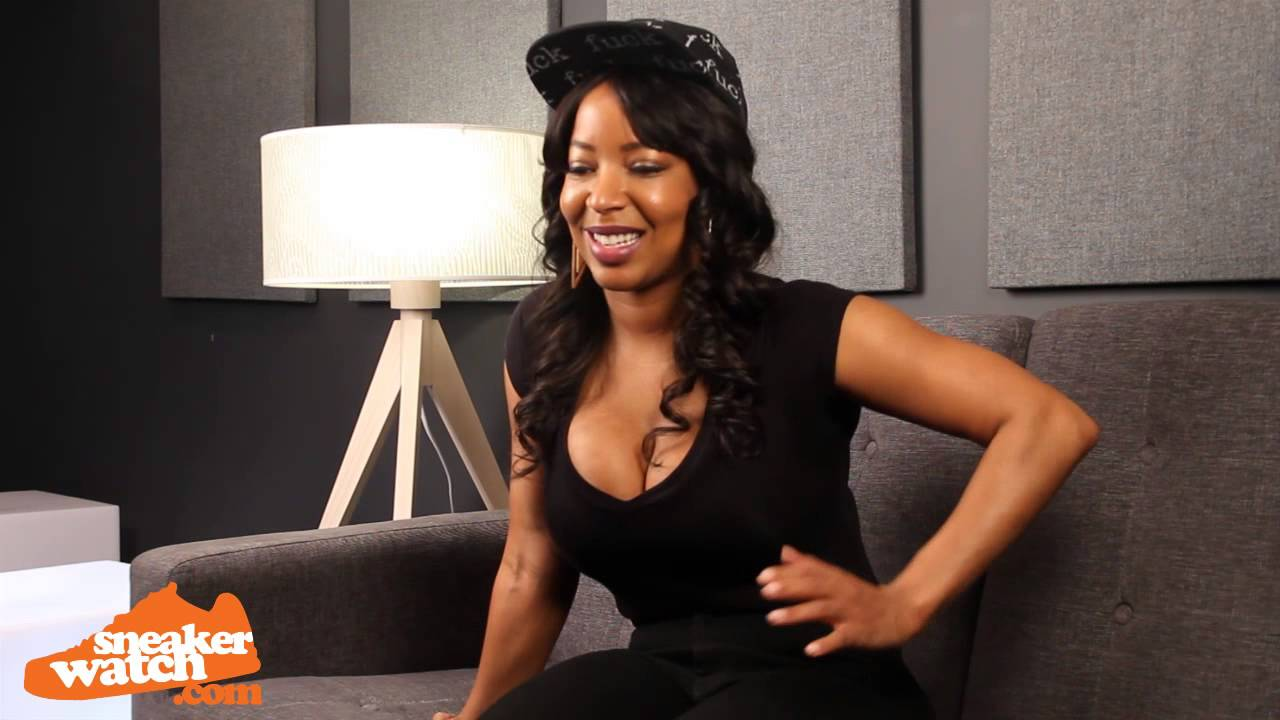 Khrysti Hill On What Got Her Started In Sneakers