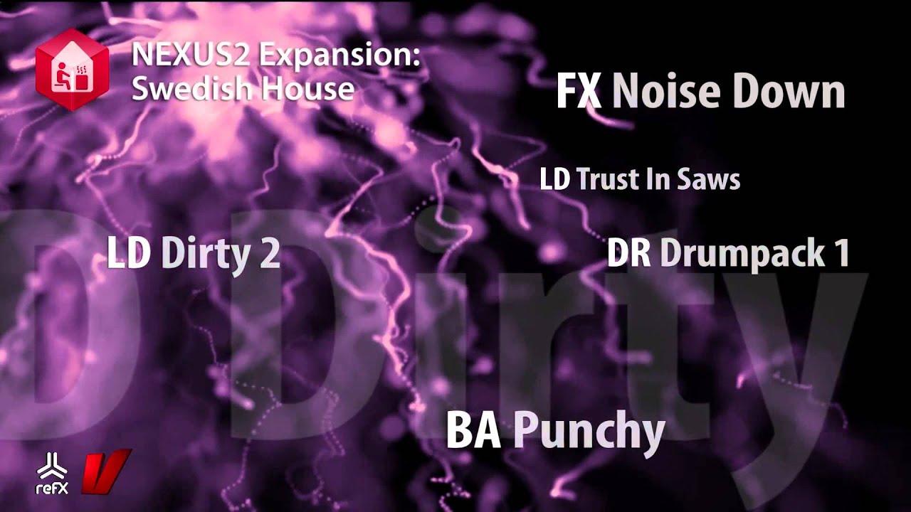 XP – Swedish House (for ReFX Nexus 3)