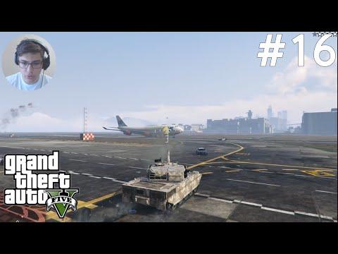 GTA V Serbest Mod - Tank Ve Hapishane - Bölüm 16