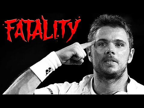 The Most Brutal Performance In Tennis History #1 (Prime Wawrinka)