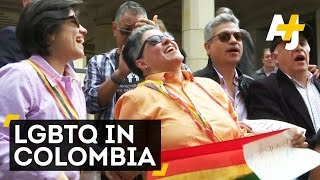 Same-Sex Marriage Ruling Trumps Congress In Colombia