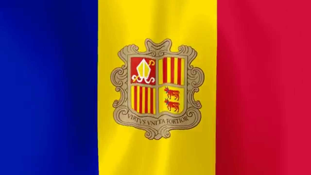 Andorra National Anthem - El Gran Carlemany (Instrumental)