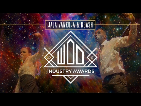 Jaja Vankova & BDash | Front Row | World of Dance Industry Awards 2017 | #FrontRow