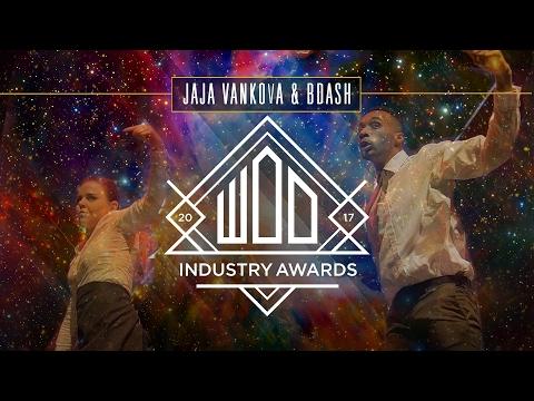 Jaja Vankova & BDash | Front Row | World of Dance Industry Awards 2017 | #FrontRow