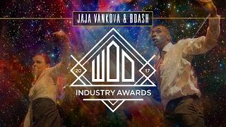 Jaja Vankova Bdash Front Row World Of Dance Industry Awards 2017 Frontrow