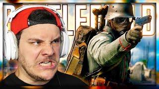 MAN-CHILD ATTEMPTS TO NOT RAGE! | Battlefield 1