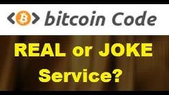 Thebitcoincode.com SCAM or Junk