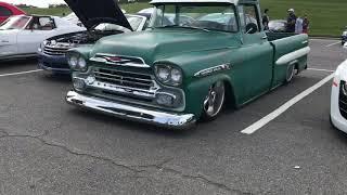 Chevrolet Apache Slammed