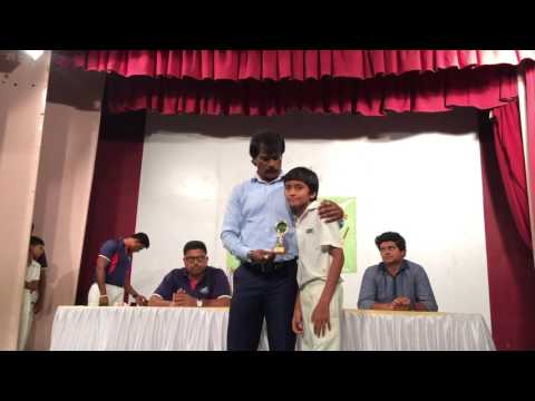 CPCC | Chandrakant pandit Cricket clinic annual day function 2017