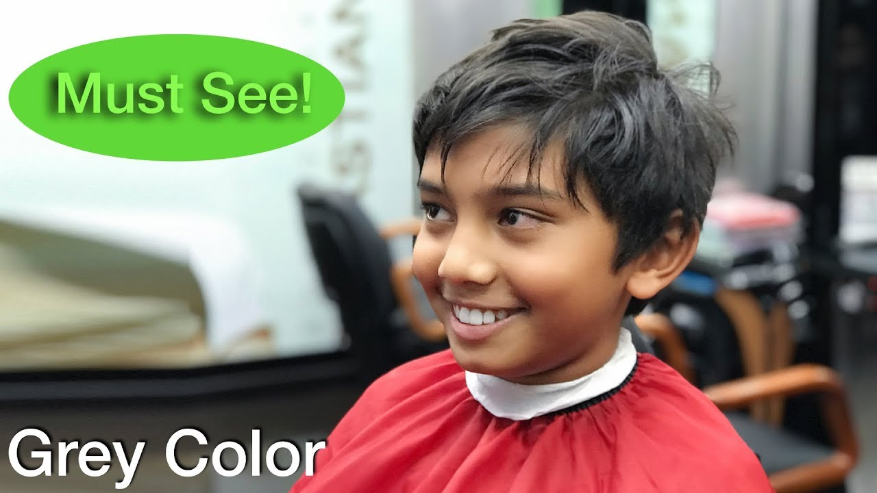 Best Haircut Transformation For Boys Hair Color Wax Top Hairstyle For Men 2018 Eps 35 Youtube