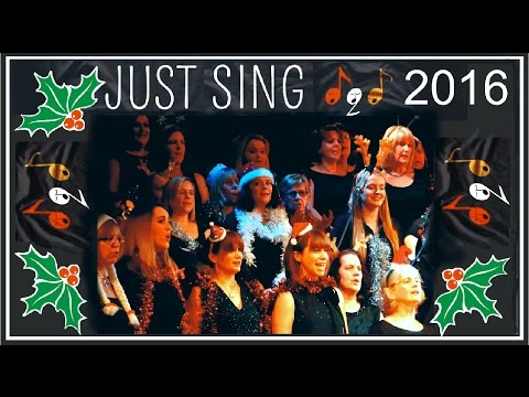 Just Sing - Christmas Concert 2016 - Go Girls Charity