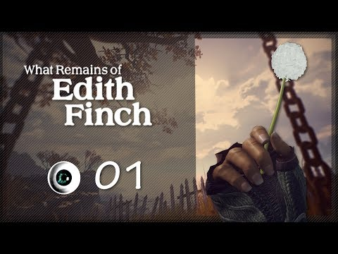 WHAT REMAINS OF EDITH FINCH [01] 🏡 Der Ruf der Heimat | Let's Play | Deutsch / German