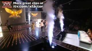 The X Factor 2010: While the girls loved their performance last wee...