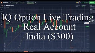 IQ Option Live Trading In India (HINDI) | Amazing Strategy $300 Profit In Few Minutes