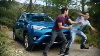 Dylan Sprayberry & Khylin Rhambo Toyota commercial - Teen Wolf